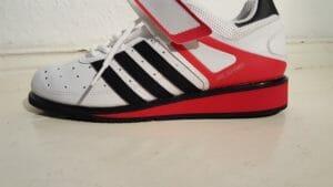 Adidas Power Perfect 2 Seitensicht außen